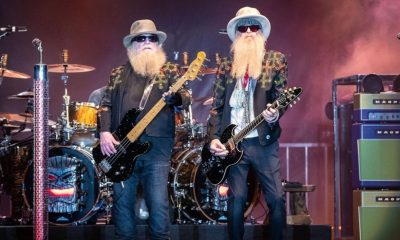 ZZ Top band 50th birthday