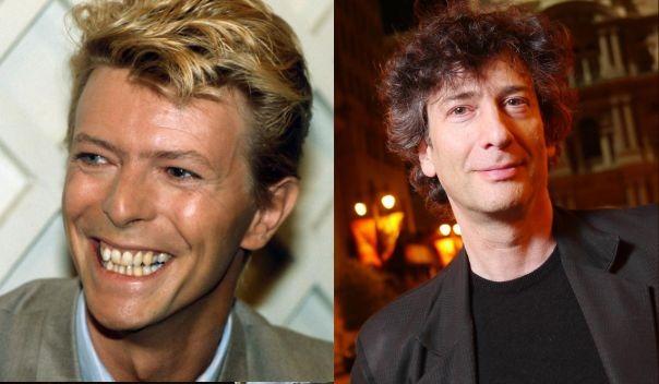 David Bowie Neil Gaiman