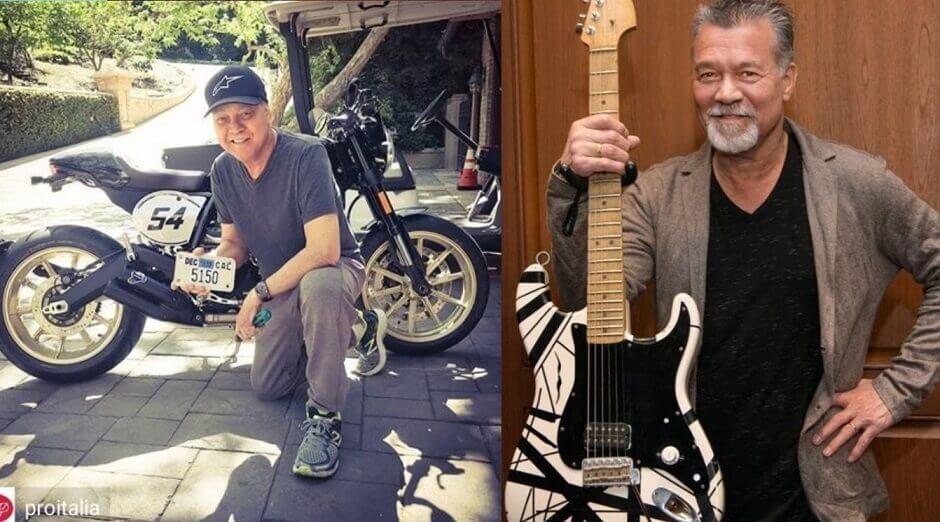 Eddie Van Halen 2019
