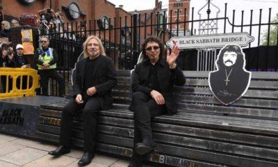 Geezer Butler Tony Iommi 2019 bridge