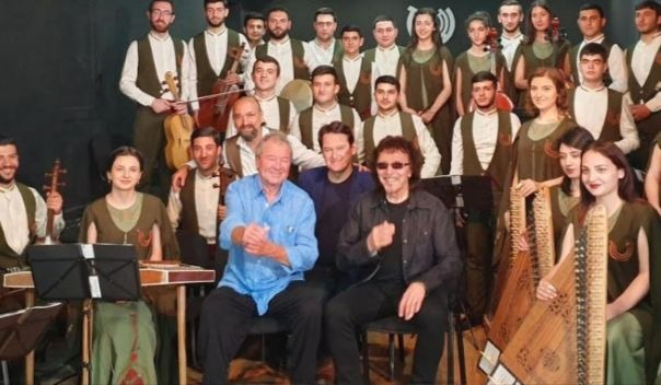 Ian Gillan Tony Iommi Armenia 2019