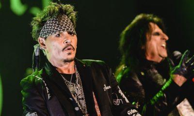 Johnny Depp Hollywood Vampires