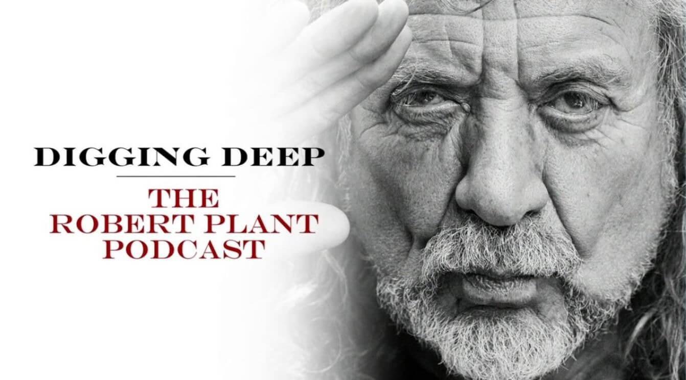 Robert Plant Podcast