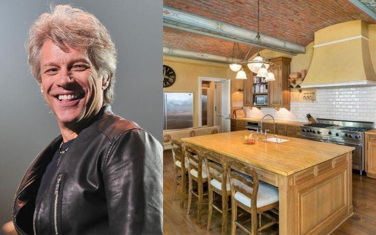 Bon Jovi house for sale
