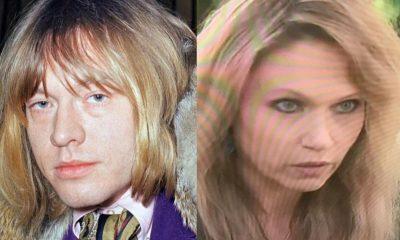 Brian Jones and Daughter