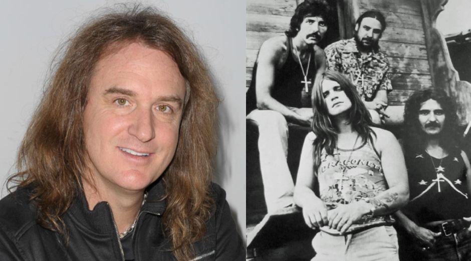 David Ellefson Black Sabbath