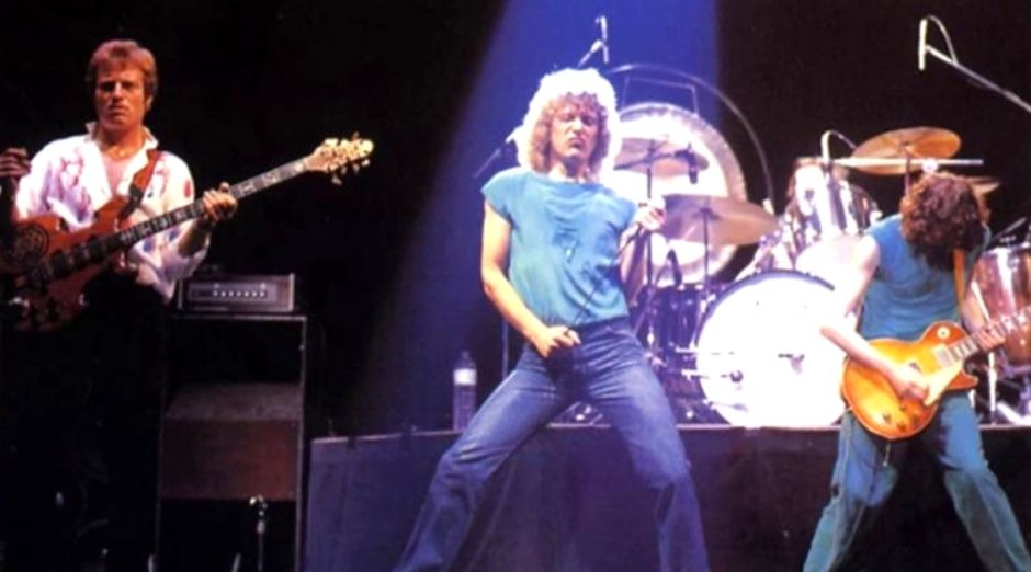 Led Zeppelin last concert 1980