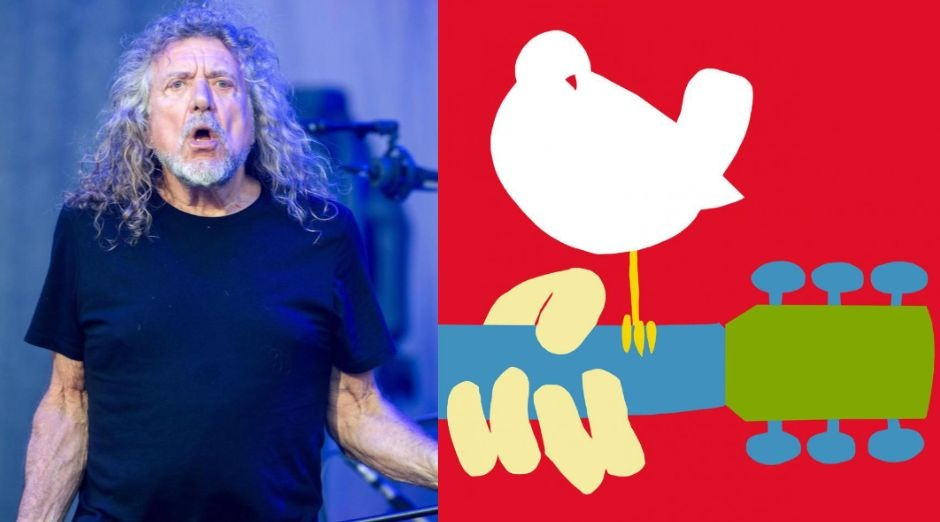 Robert Plant Woodstock 50