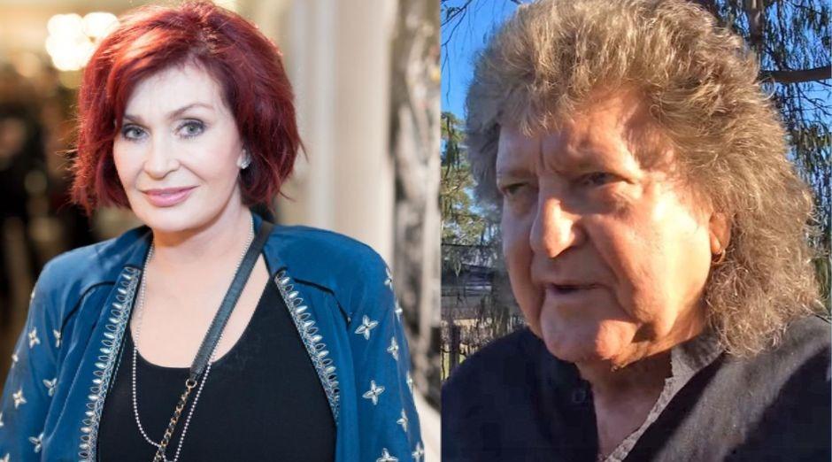 Sharon Osbourne Bob Daisley