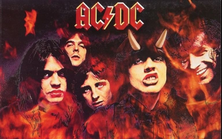 ACDC rejected cover