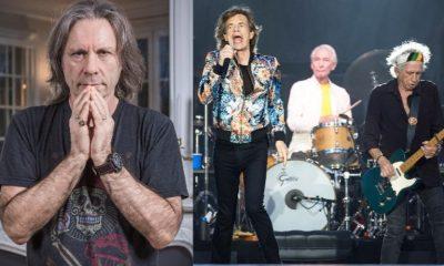 Iron Maiden Rolling Stones
