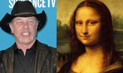 James Hetfield Monalisa