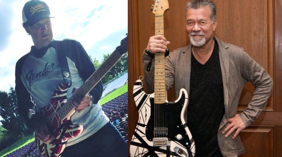 Joe Bonamassa Eddie Van Halen
