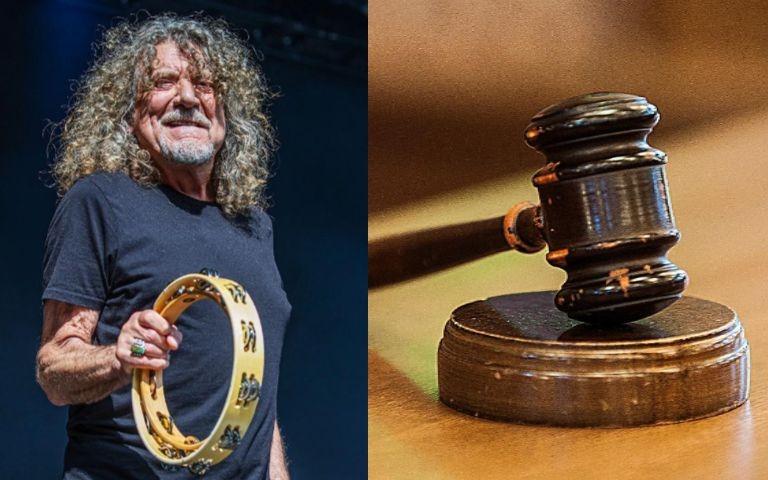 Robert Plant Trial
