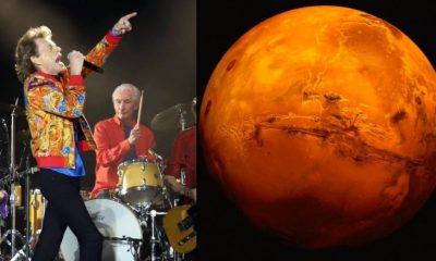 Rolling Stones MARS