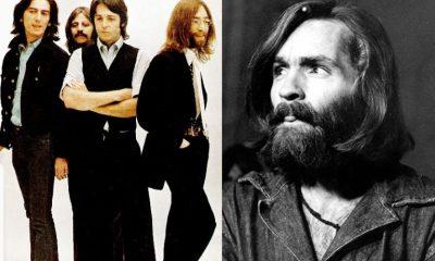 Beatles Charles Manson