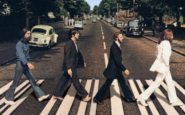 Beatles abbey road recording