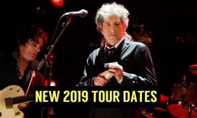 Bob Dylan new tour dates 2019