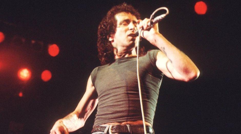 Bon Scott AC/DC