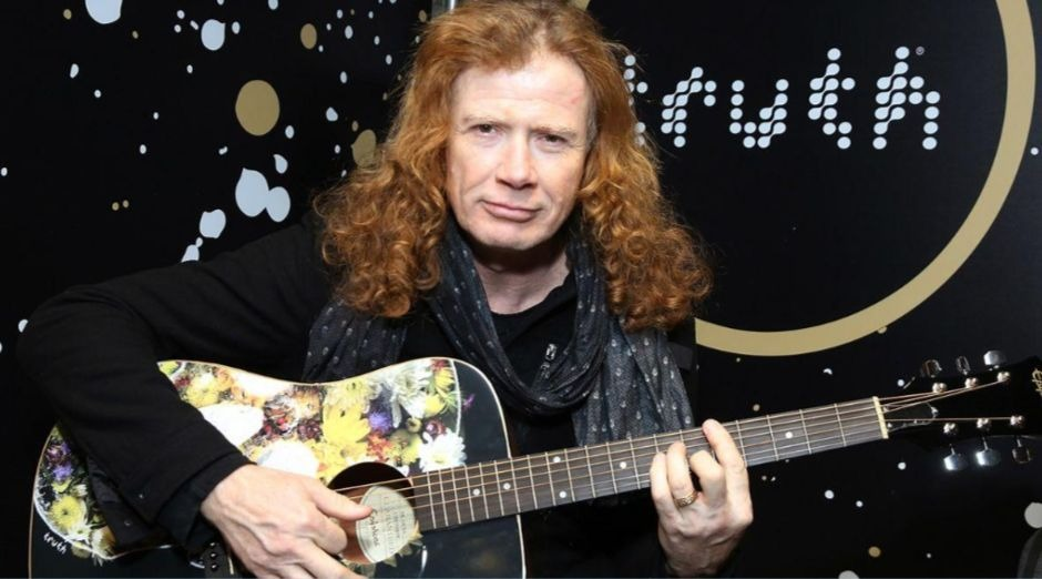 Dave Mustaine 2019