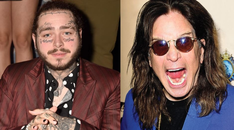 Post Malone song with Ozzy Osbourne is released