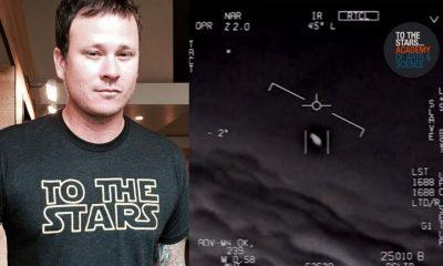 Tom DeLonge UFO video