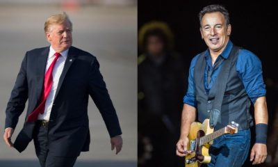 Donald Trump Bruce Springsteen