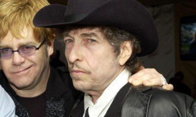 Elton John Bob Dylan