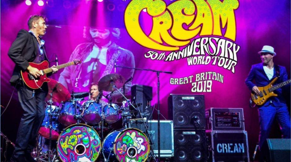 Music of Cream son