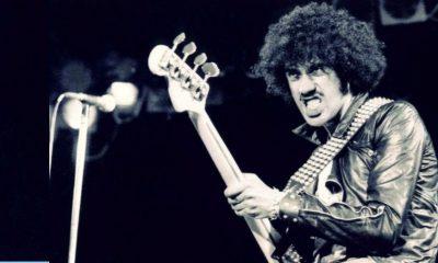 Phil Lynott death