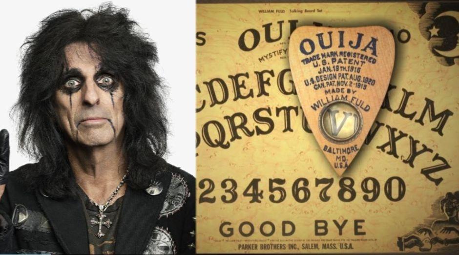 Alice Cooper Ouija