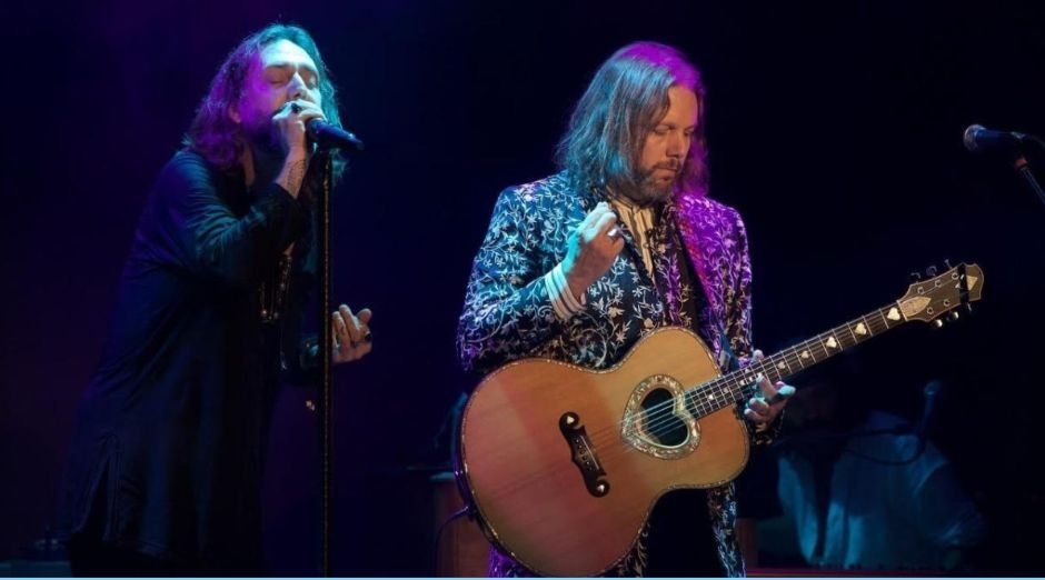 Black Crowes brothers reunion