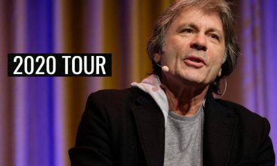 Bruce Dickinson 2020 tour