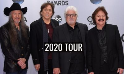 Doobie Brothers 2020 tour