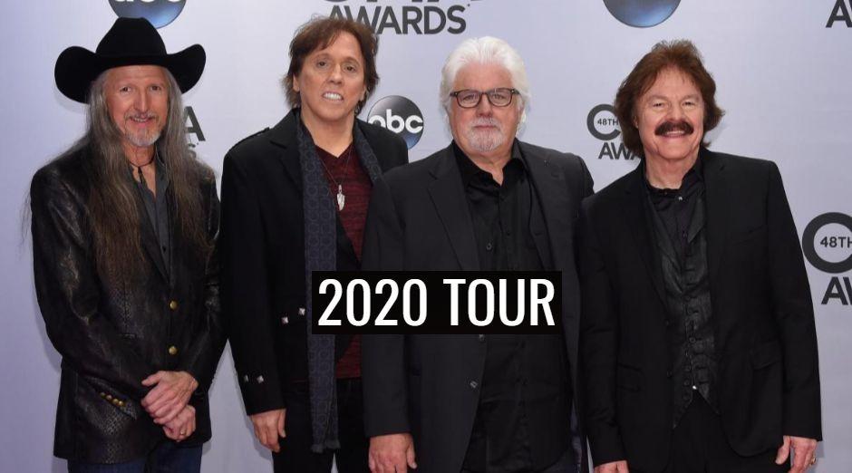 Doobie Brothers 2020 tour