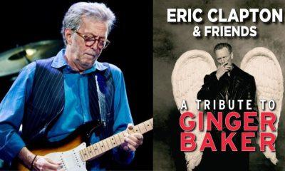 Eric Clapton Ginger Baker tribute