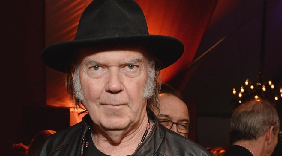 Neil Young 2020