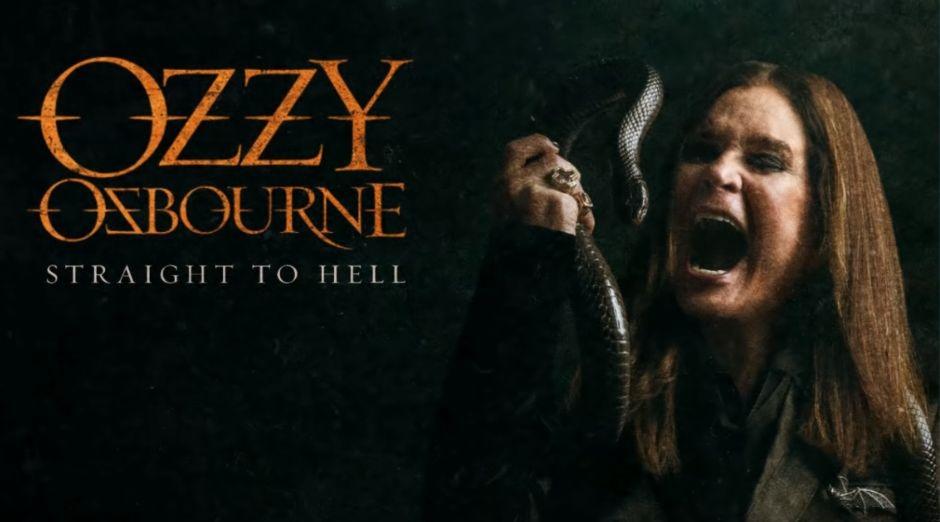 Ozzy Osbourne Straight To Hell