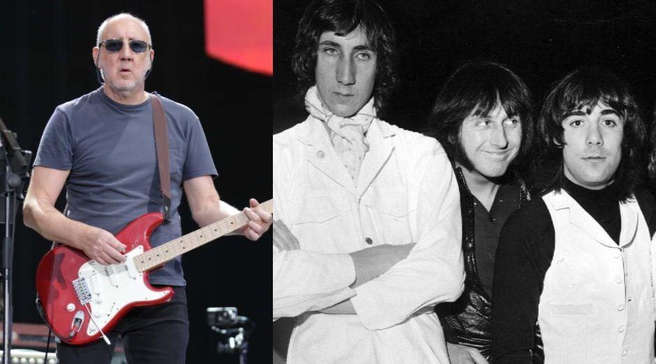 Pete Townshend Keith Moon John Entwistle