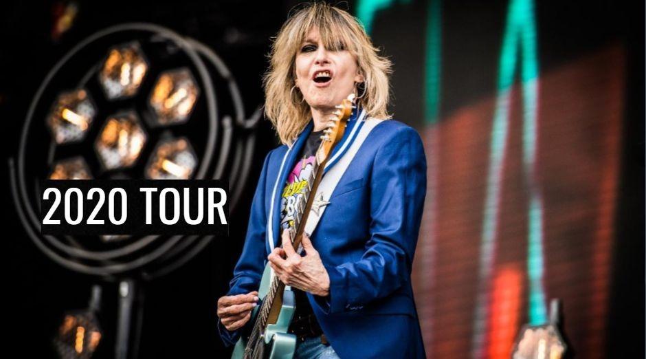 The Pretenders 2020 tour dates