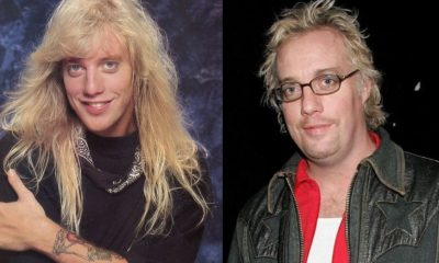 Warrant Jani Lane death