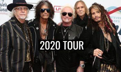Aerosmith 2020 tour
