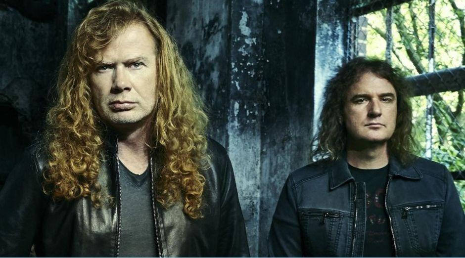 Dave Mustaine David Ellefson