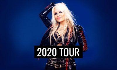 Doro Pesch 2020 tour dates