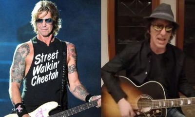Duff McKagan Izzy Stradlin
