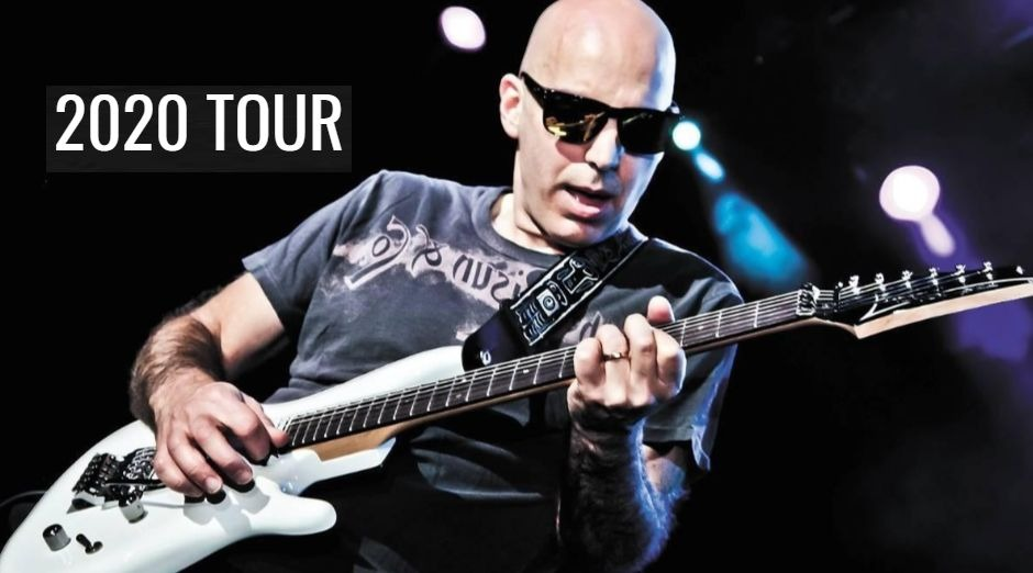 Joe Satriani Tour 2020