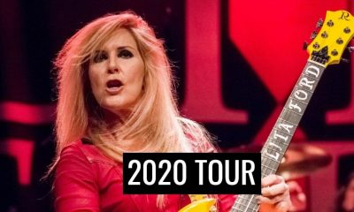 Lita Ford 2020 tour