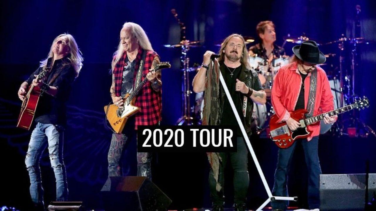 Lynyrd Skynyrd Tour 2020.Lynyrd Skynyrd 2020 Farewell Tour Dates
