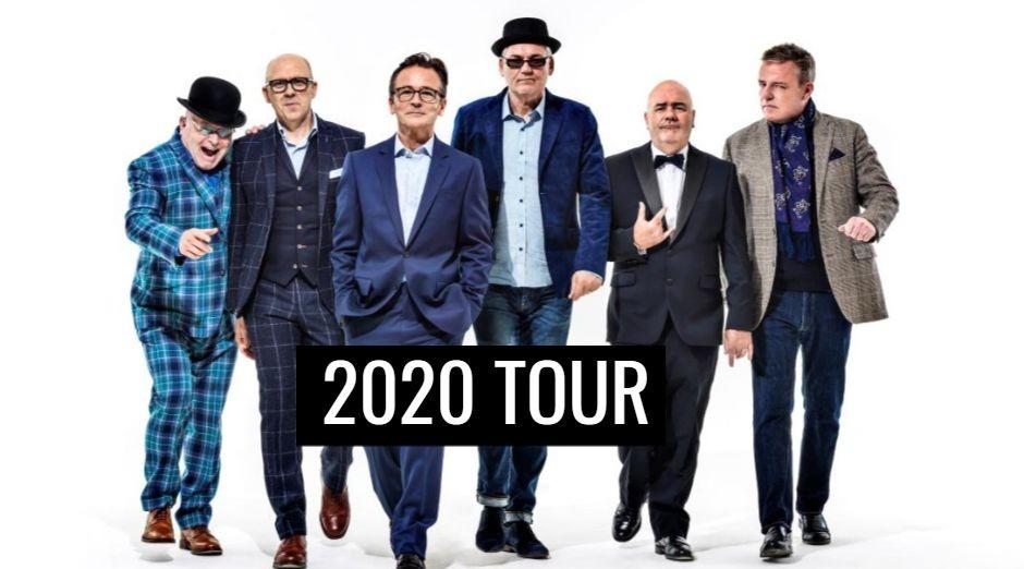 Madness band 2020 tour