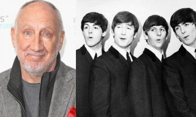 Pete Townshend Beatles
